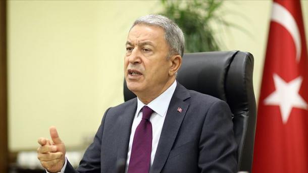 Akar: Problemet kërkojmë t'i zgjidhim duke biseduar por Turqia nuk gjunjëzohet ndaj imponimeve | TRT  Shqip