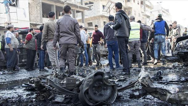 Inteligjenca turke kap autorin e sulmit terrorist në Al-Bab të Sirisë | TRT  Shqip