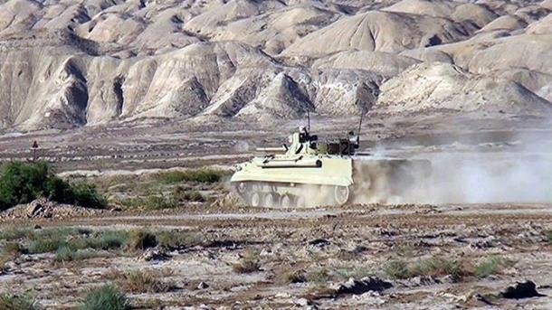 Ushtria azerbajxhanase parandaloi sulmet e ushtrisë armene gjatë natës | TRT  Shqip