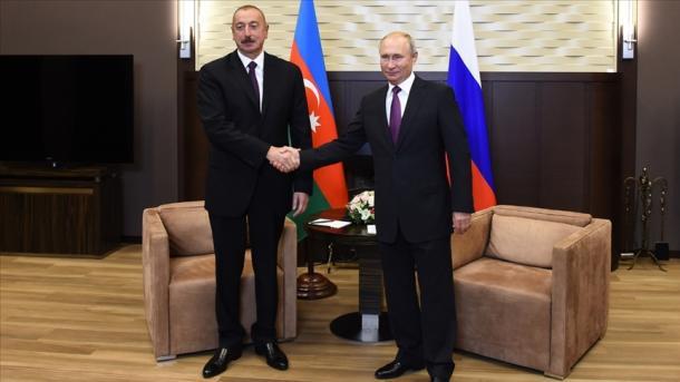Takim trepalësh Putin-Aliyev-Pashinyan të hënën në Moskë | TRT  Shqip