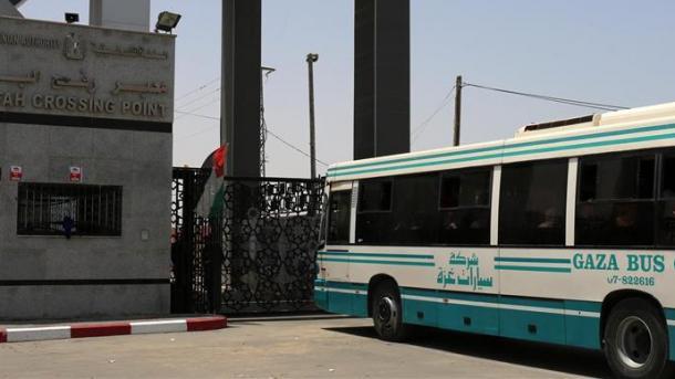 Egipat otvorio prelaz Rafah
