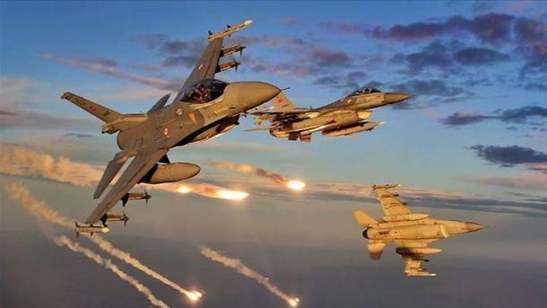 """Analiza e javës: Operacionet """"Kthetra Vetëtima dhe Rrufeja"""" në veri të Irakut   TRT  Shqip"""