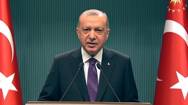 Erdogan bisedon me Mbretin e Malajzisë dhe Emirin e Katarit për sulmet izraelite   TRT  Shqip