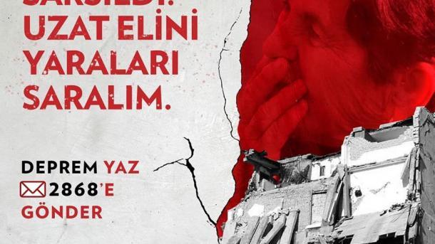Gjysmëhëna e Kuqe Turke fillon fushatën e ndihmës për Shqipërinë | TRT  Shqip