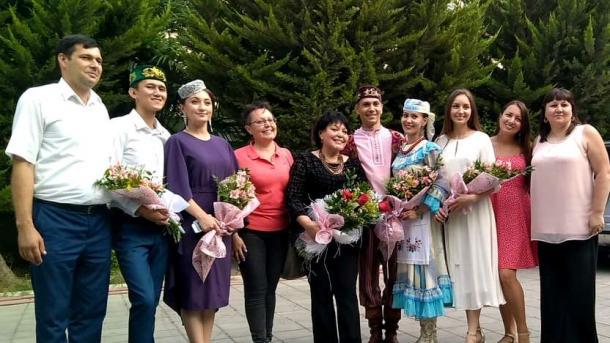 Baqıda Älfiyä Avzalova iskä alındı | TRT  Tatarça
