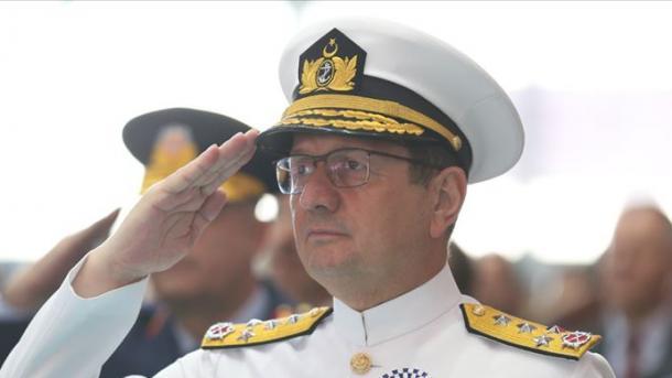 Komandanti i Forcave Detare turke zhvillon një vizitë në Libi | TRT  Shqip