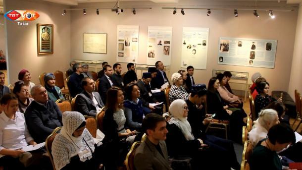 Qazanda Rizaêtdin Fäxretdin iskä alındı | TRT  Tatarça