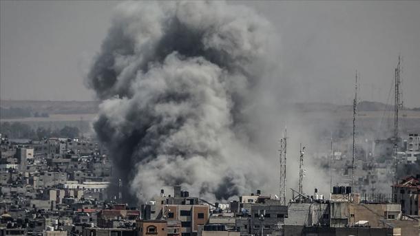 Hamasi paralajmëron Izraelin për sulmet ndaj palestinezëve | TRT  Shqip