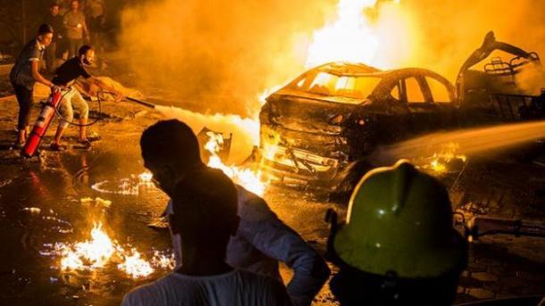 Reagimet ndërkombëtare për sulmin terrorist në Kajro të Egjiptit | TRT  Shqip