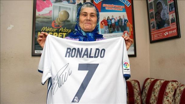 Nana Umija ostvarila san snimanjem spota sa Ronaldom