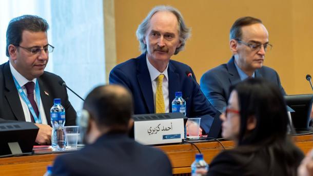 Geir Pedersen optimist për zhvillimet në Gjenevë në lidhje me Sirinë | TRT  Shqip