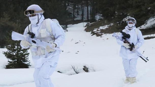 Në muajin shkurt u neutralizuan 126 terroristëve të YPG/PKK   TRT  Shqip