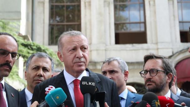 """""""Turqia do ta vazhdojë përpjekjen e saj të pamposhtur kundër terrorizmit""""   TRT  Shqip"""
