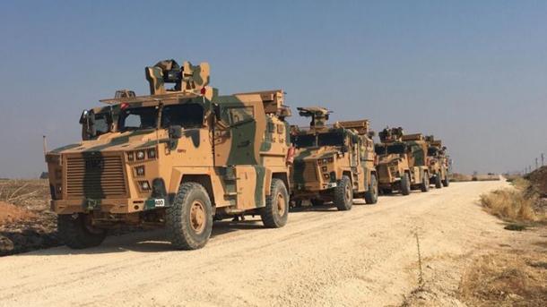 Turqia dhe Rusia filluan patrullimet e përbashkëta tokësore në Siri | TRT  Shqip