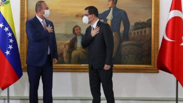Çavusoglu në Venezuelë, bisedime dhe marrëveshje të rëndësishme | TRT  Shqip