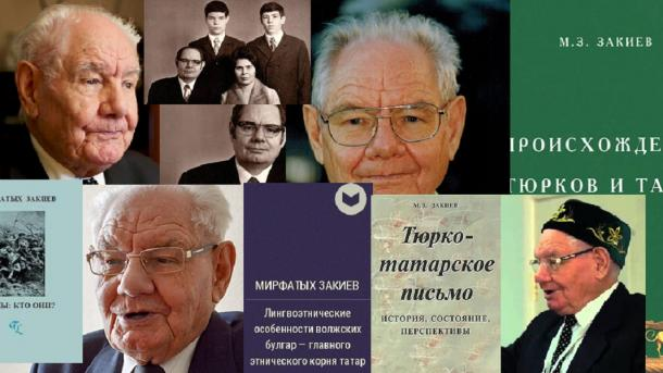 Mirfatıyx Zäkiyev   TRT  Tatarça