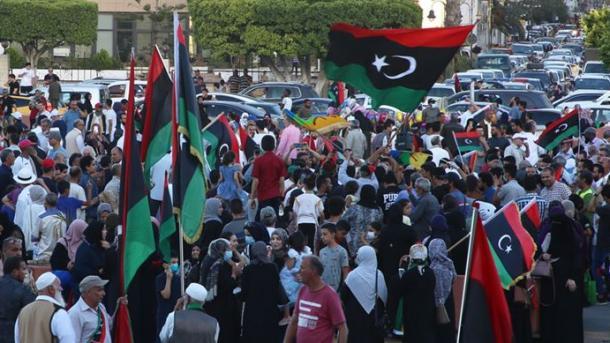 Tahir es-Sunni: Qeveria libiane refuzon çdo lloj manovre dhe kërcënimi ndaj armëpushimit   TRT  Shqip