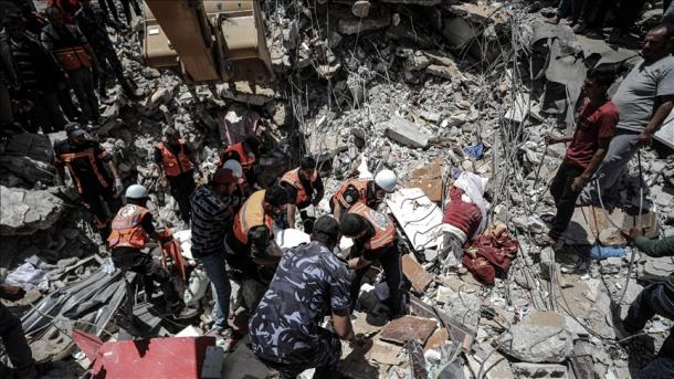 """Amnesty International"": Sulmet e Izraelit kundër civilëve janë krime lufte | TRT  Shqip"