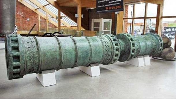 A e dini se topi më i madh i artilerisë në botën mesjetare është përdorur nga osmanët?   TRT  Shqip