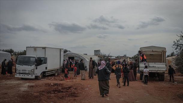 Arrin në afërsisht 120 mijë numri i civilëve sirianë të kthyer në shtëpitë e tyre | TRT  Shqip