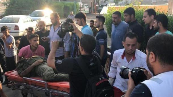 Rripi i Gazës – Izraeli martirizoi 3 të rinj palestinezë | TRT  Shqip