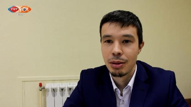 Qahannan alıp Qazan xanlığına xätle | TRT  Tatarça
