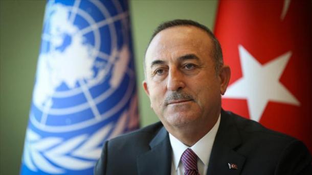 Çavusoglu: Të pakënaqur nga pika aktuale e çështjes së zonës së sigurt në Siri | TRT  Shqip