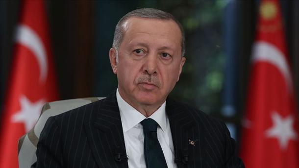 Presidenti Recep Tayyip Erdogan vazhdon trafikun diplomatik   TRT  Shqip