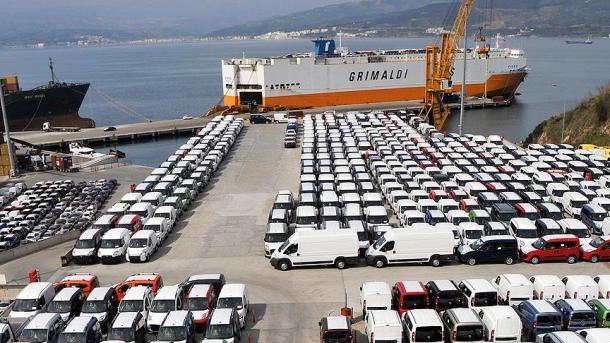 Industria e automobilistikes shënoi rritje në eksport me 5 për qind   TRT  Shqip