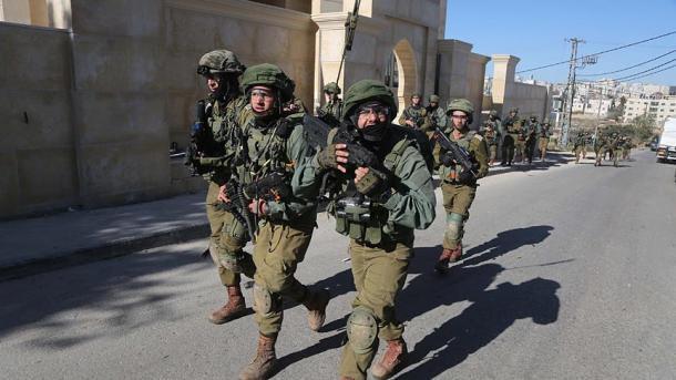 Rezultat slika za Izraelske snage privele 12 Palestinaca