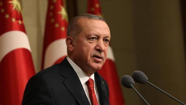 Erdogan: Deri në vitin 2023 synojmë të mirëpresim 75 milionë turistë në vit | TRT  Shqip