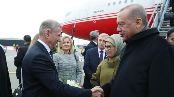 Presidenti Erdogan filloi kontaktet në Hungari   TRT  Shqip
