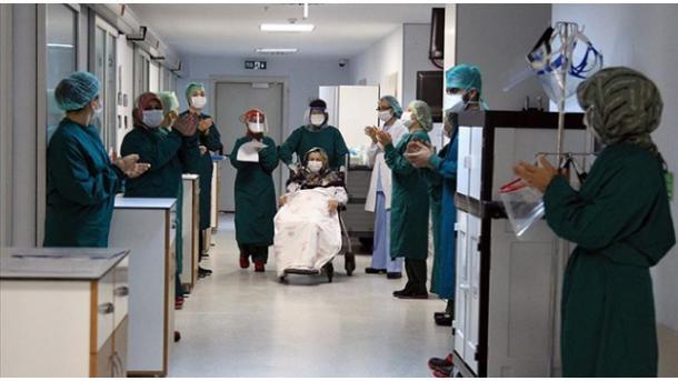 Koronavirusi në Turqi (26 tetor) – Raportohen 2.198 raste të reja në 24 orët e fundit | TRT  Shqip