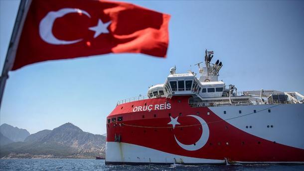 Aksoy: Turqia është e aftë të shkatërrojë 'aleancën e së keqes' kundër saj në Mesdhe   TRT  Shqip