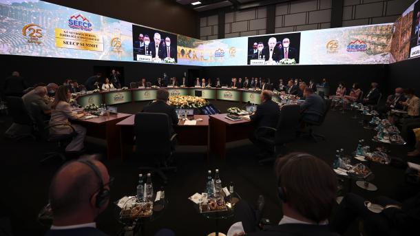 Presidenti Erdogan: Një BE pa Turqinë si anëtare e plotë s'mund të jetë një qendër graviteti | TRT  Shqip