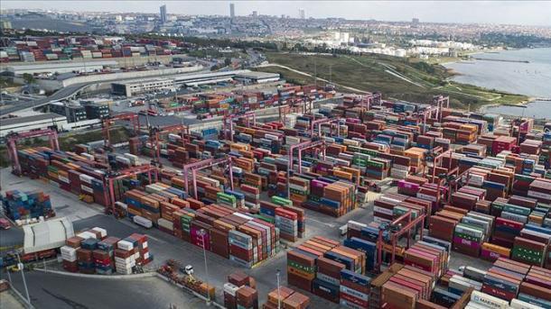 Në 5 vite Turqia bën 24,5 miliardë dollarë eksporte në republikat turke | TRT  Shqip
