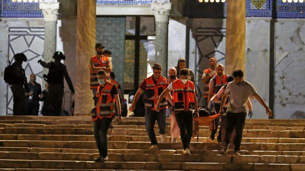 OKB paralajmëron 'luftë në shkallë të plotë' në Lindjen e Mesme   TRT  Shqip