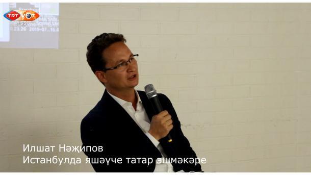 Möhacirlektä yäşägän tatarlar yazmışı | TRT  Tatarça