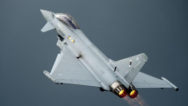 Katar kupio 24 borbena aviona Typhoon od Velike Britanije