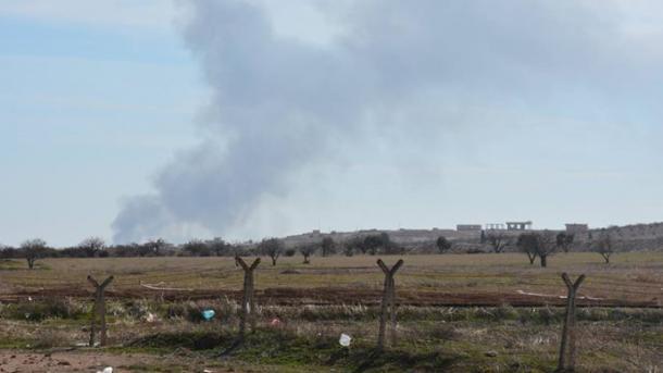 Sulmohet për herë të dytë baza e forcave të Koalicionit Ndërkombëtar në Irak | TRT  Shqip