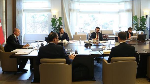 Kabineti qeveritar sot vlerëson për vazhdimin e kufizimeve | TRT  Shqip