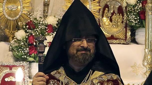 Patriku i Armenëve të Turqisë: Shën Sofia të hapet për adhurim | TRT  Shqip