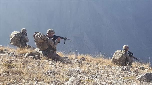 Turqi – Filloi operacioni antiterrorist «Kiran-5»   TRT  Shqip