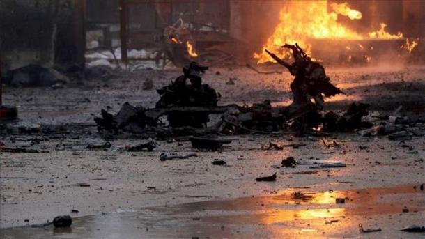 Sulmi terrorist në Siri merr jetët e 6 civilëve, njëri fëmijë   TRT  Shqip