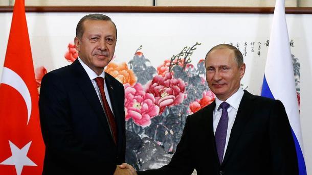 Erdogan i Putin razgovarali telefonom: Saglasni o potrebi primirja u Halepu