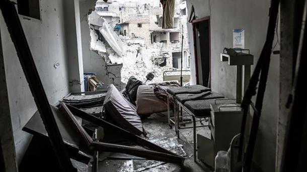 Siri – Avionët rusë bombarduan 2 spitale në Zonën e Çtensionimit në Idlib | TRT  Shqip