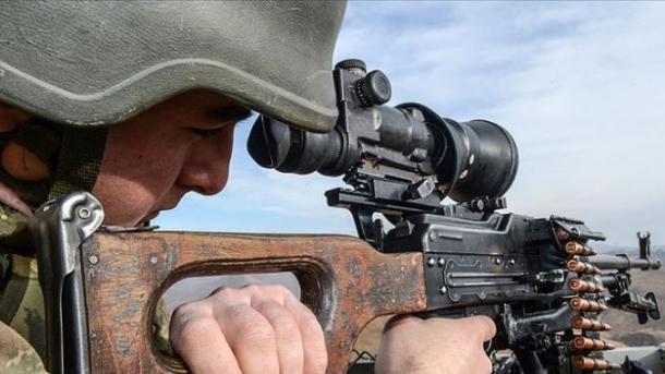 Ushtria turke vazhdon me vendosmëri luftën kundër terrorit, neutralizon 5 terroristë | TRT  Shqip