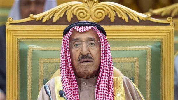 Erdogan shpreh ngushëllimet për vdekjen e Emirit të Kuvajtit, Sheik Sabah al-Ahmet al-Cabir es-Sabah | TRT  Shqip