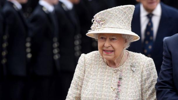 Mbretëresha Elizabeth II miratoi p/ligjin e Brexit | TRT  Shqip