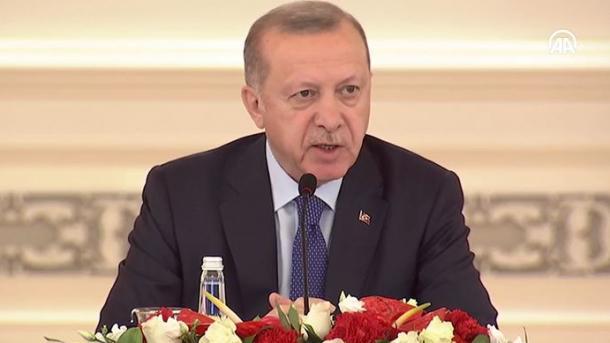 Presidenti Erdogan i drejtohet popullit në lidhje me koronavirusin | TRT  Shqip